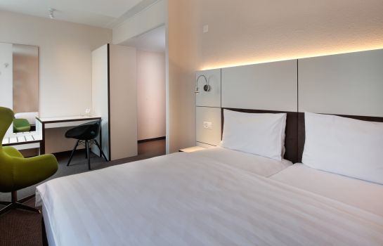 Double room (superior) b_smart motel Basel
