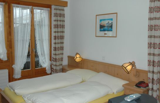 Double room (standard) Alpenhof
