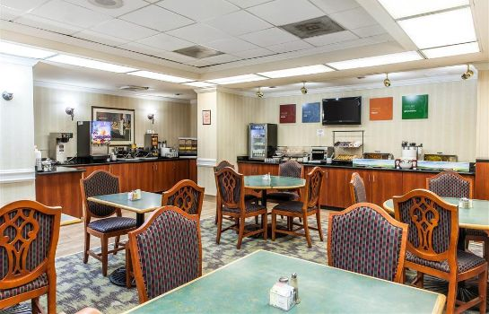 Restaurant Comfort Inn Pentagon City