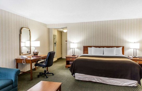 Suite Comfort Inn Pentagon City
