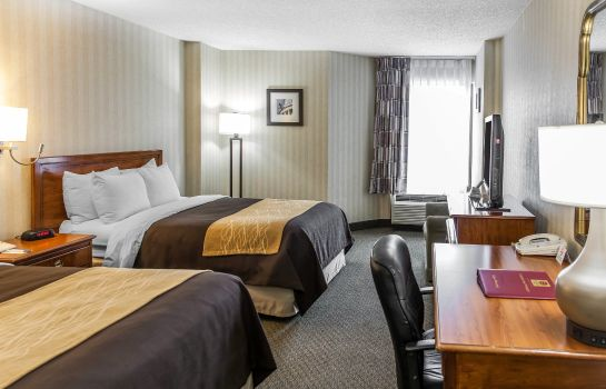 Zimmer Comfort Inn Pentagon City