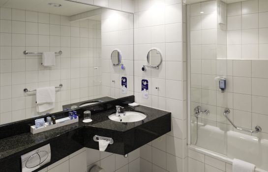 Bathroom Novotel Erlangen