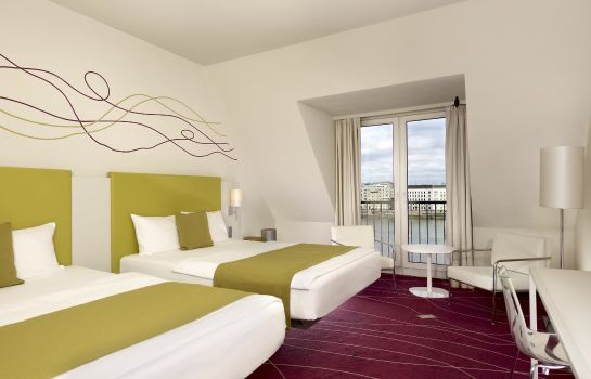 Room art'otel budapest by park plaza