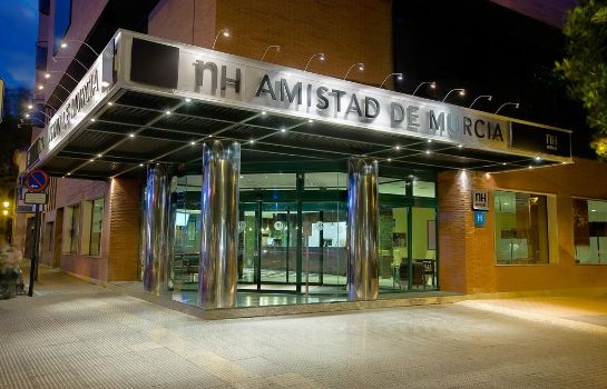 Exterior view NH Amistad Murcia