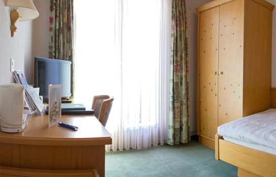 Chambre individuelle (standard) Alpenblick