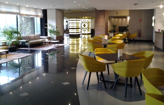 Hotel bar Crowne Plaza MILAN - LINATE