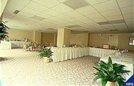 Conference room Super 8 Atlanta/World Congress Center Hotel & Conference Center