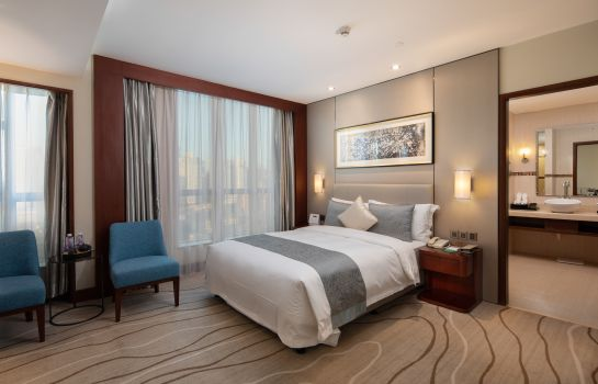 Single room (superior) Grand Soluxe Zhongyou Hotel Shenzhen