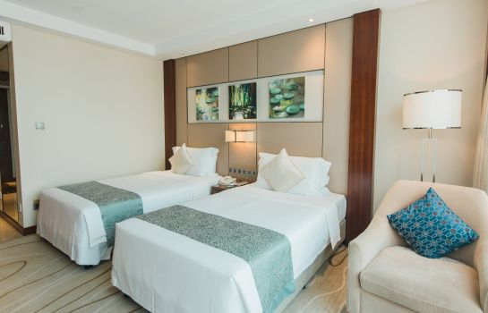 Double room (superior) Grand Soluxe Zhongyou Hotel Shenzhen