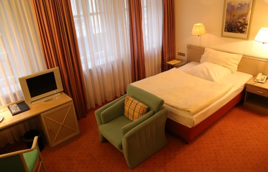 Single room (standard) Asam Stadthotel