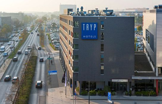 Exterior view TRYP