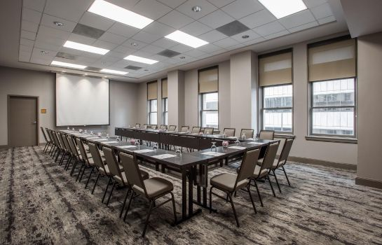 Conference room Magnolia Hotel Dallas-Downtown