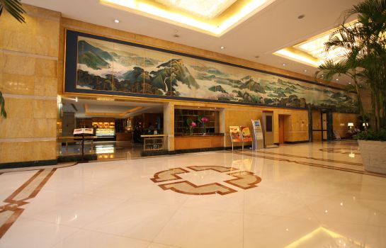 Lobby Grand Trustel Purple Mountain