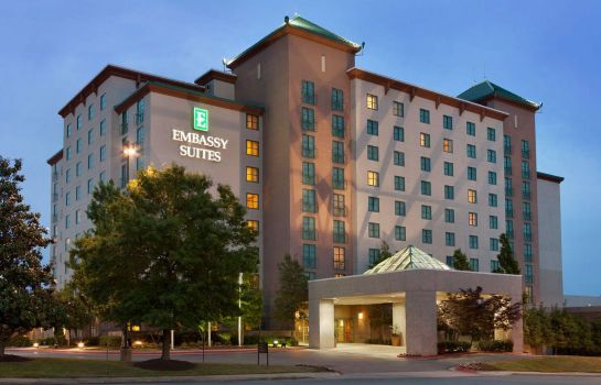 Außenansicht Embassy Suites by Hilton Little Rock