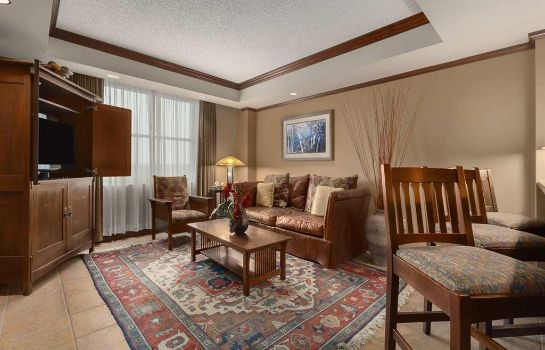 Suite Embassy Suites by Hilton Little Rock