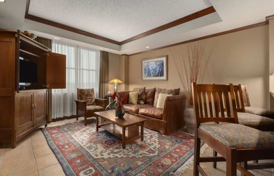 Zimmer Embassy Suites by Hilton Little Rock