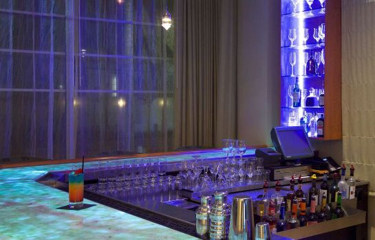 Bar hotelowy Hampton Inn Miami Beach Florida