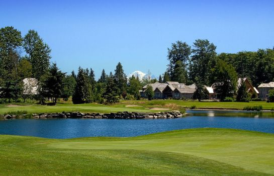 Golf course Semiahmoo Resort Golf & Spa