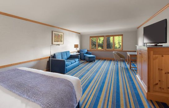 chambre standard Semiahmoo Resort Golf & Spa
