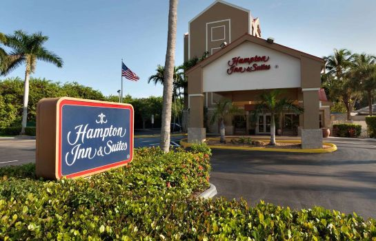 Außenansicht Hampton Inn - Suites Ft Lauderdale Arpt-So Cruise Port FL