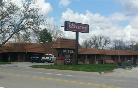 Widok zewnętrzny EXECUTIVE INN MOTEL WEBSTER CITY