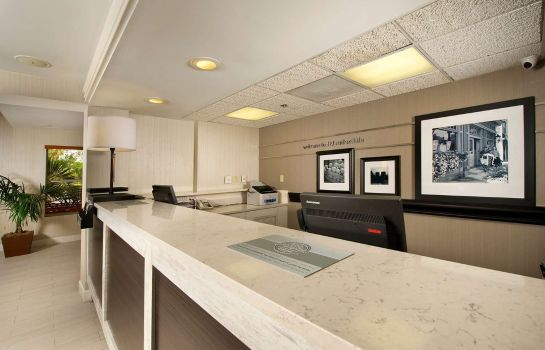 Info Hampton Inn - Suites Ft Lauderdale Arpt-So Cruise Port FL