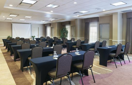 Conference room Hilton Garden Inn Charlotte North