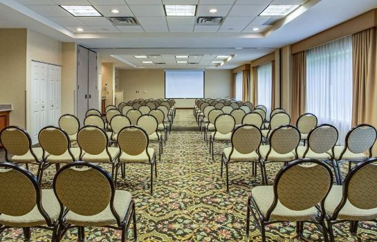 Conference room Hilton Garden Inn Cleveland Airport
