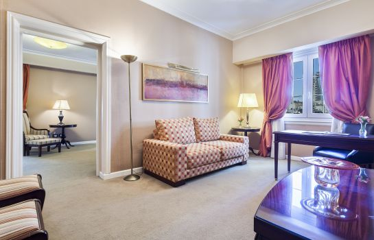 Double room (superior) Claridge Hotel