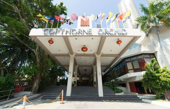 Exterior view Copthorne Orchid Hotel Penang