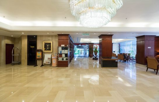 Lobby Copthorne Orchid Hotel Penang