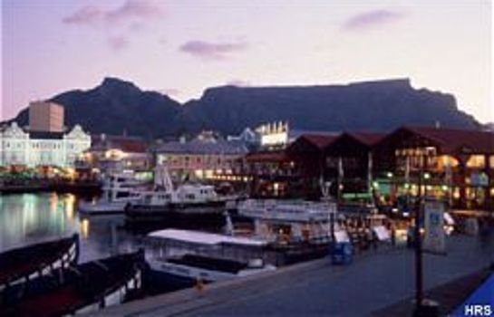 Umgebung Protea Hotel Cape Town Waterfront Breakwater Lodge