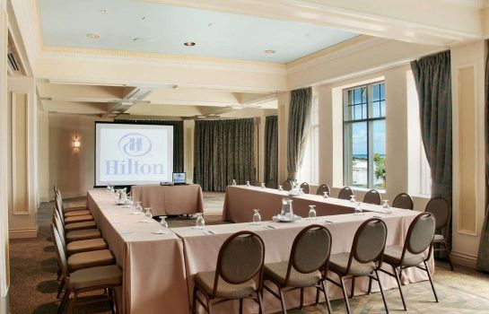 Conference room British Colonial Hilton Nassau