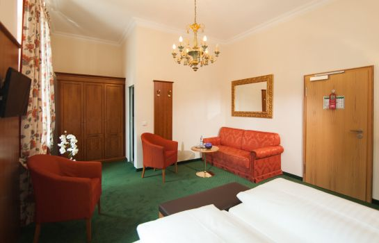 Double room (superior) Grünwald Garni