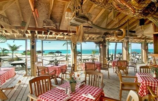 Restaurant MARINA & GOLF RESORT TREASURE CAY BEACH