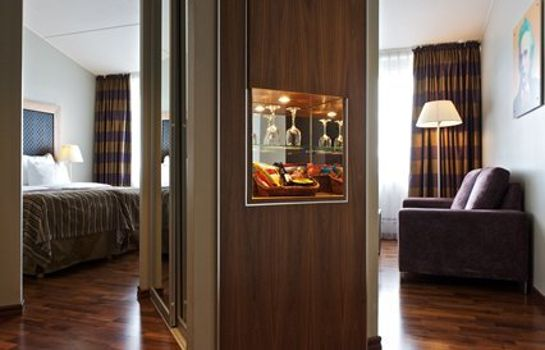 Suite Quality Hotel Edvard Grieg