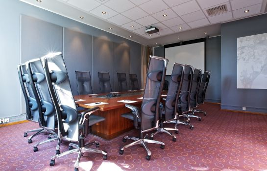 Conference room Quality Hotel Edvard Grieg