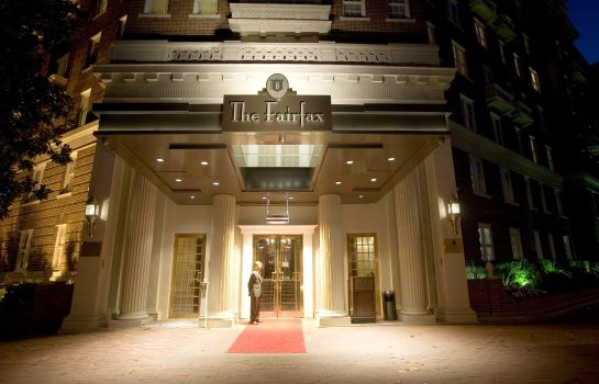 Außenansicht The Fairfax at Embassy Row CON