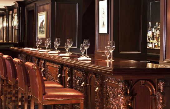 Hotel-Bar The Fairfax at Embassy Row CON