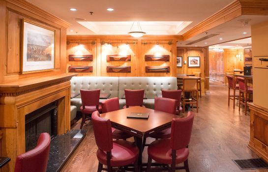 Hotelbar The Fairfax at Embassy Row CON