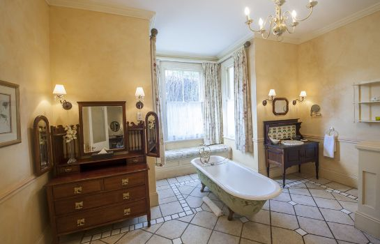 Bagno in camera Hacklewood Hill Country House