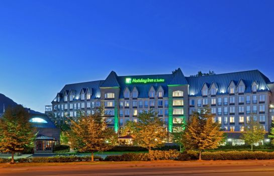 Buitenaanzicht Holiday Inn & Suites NORTH VANCOUVER