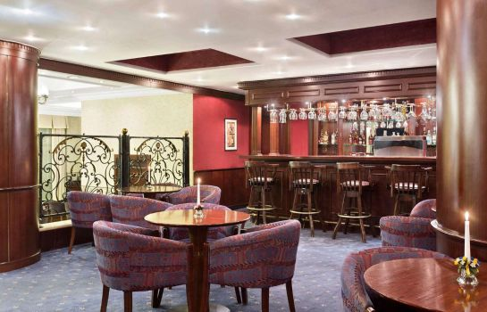 Hotel bar Ramada Bucharest Majestic