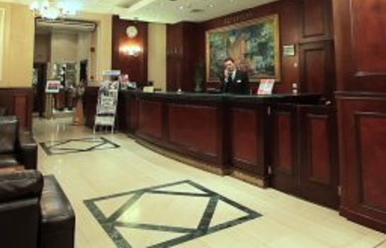 Reception Ramada Bucharest Majestic