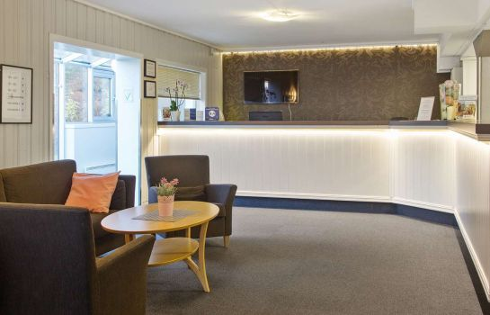 Hotelhal Best Western Tingvold Park Hotel
