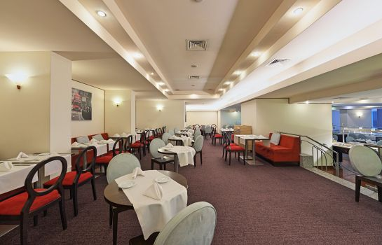 Breakfast room Ramada Parc