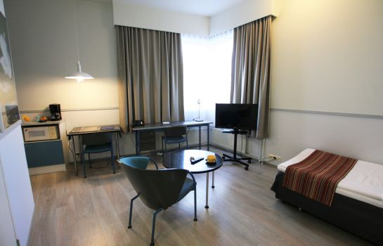 Single room (standard) Airport Hotel Bonus Inn