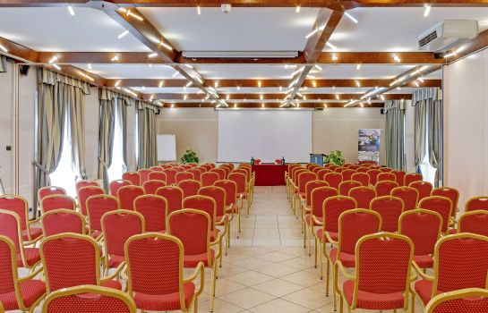 Meeting room CDH Hotel Villa Ducale