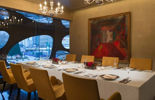 Restaurant THE PLAZA Seoul Autograph Collection