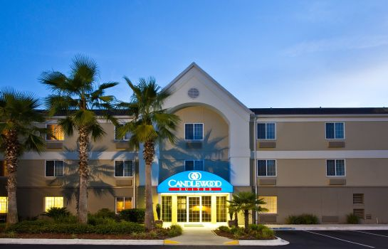 Exterior view Candlewood Suites JACKSONVILLE